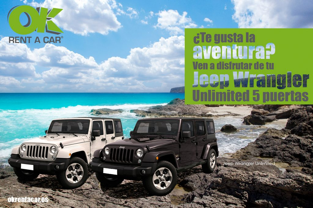 Alquila Un Jeep Con Ok Rent A Car Ok Group