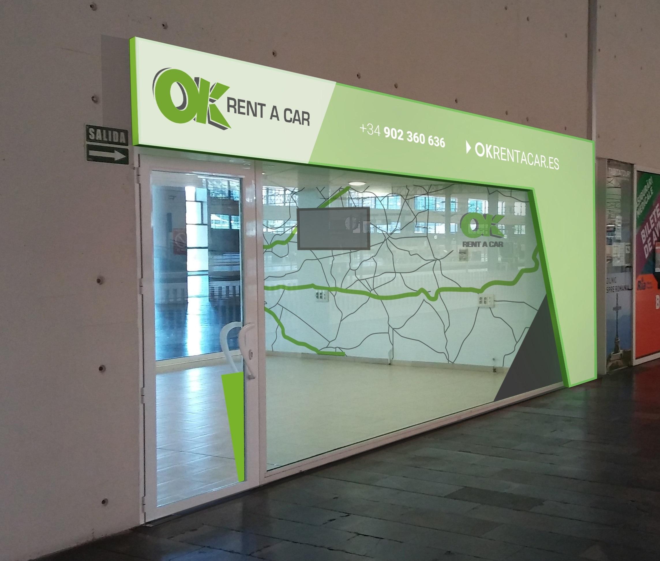 Ok rent a car abre su segunda oficina en zaragoza ok group for Oficina sanitas zaragoza