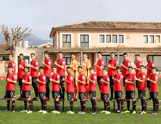 We sponsor RCD Mallorca