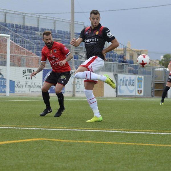 Vibrante partido entre dos de nuestros equipos patrocinados: el RCD Mallorca y el UD Formentera