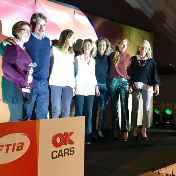 OK Cars participa en la Gala de Tenis Balear