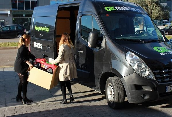OK Group colabora con la Operación Kilo de recogida de alimentos y juguetes