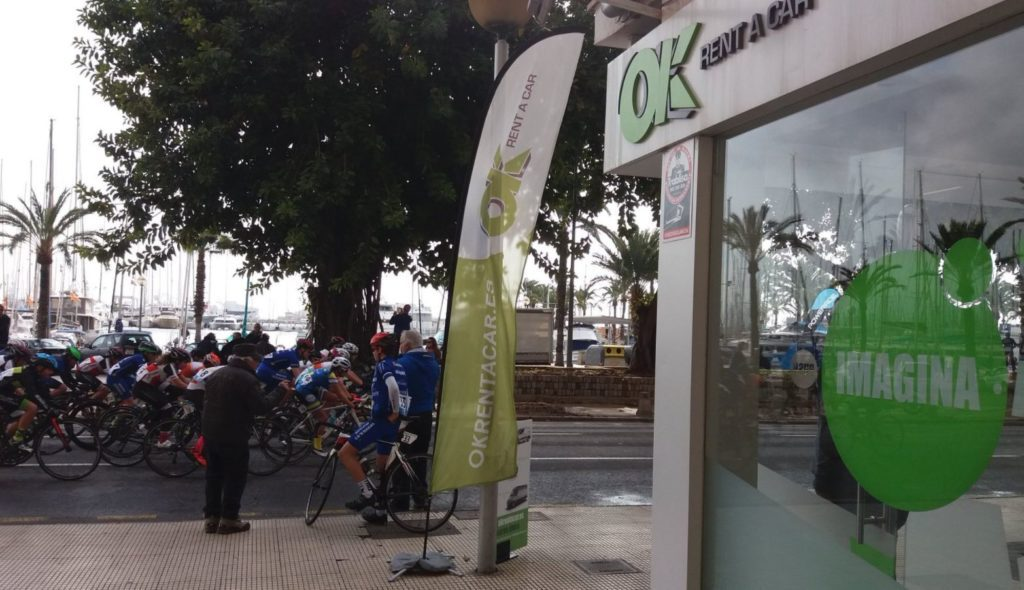 Cuatro días de ciclismo en estado puro con Challenge Mallorca y OK Rent a Car