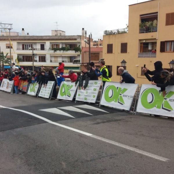 En el Trofeo Lloseta - Andratx