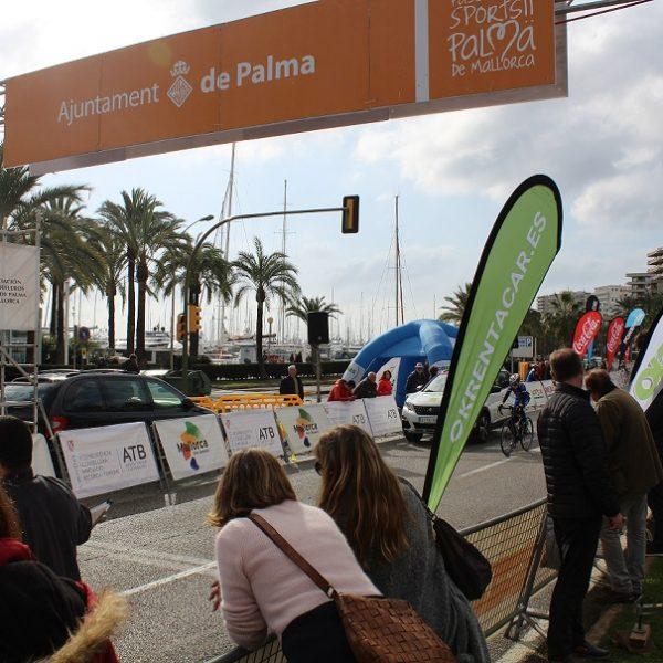 En el Trofeo Palma de Playa - Palma