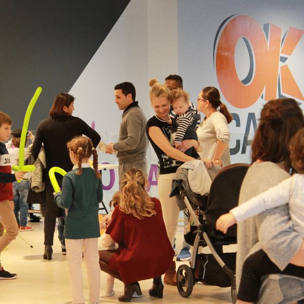 Celebramos la llegada de los Reyes con la OK Kids Party