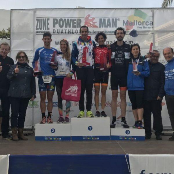 Powerman Mallorca 2018 con el apoyo de OK Group