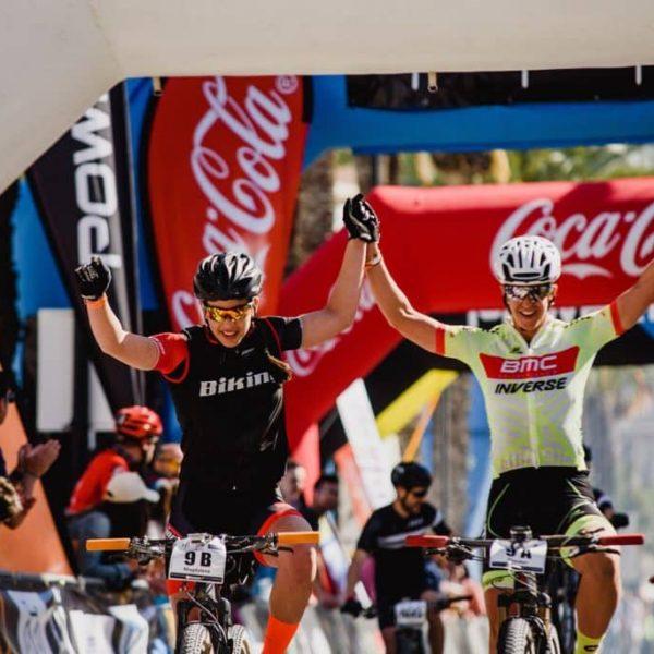 OK Rent a Car, patrocinador un año más de la Vuelta Ibiza en Mountain Bike MMR