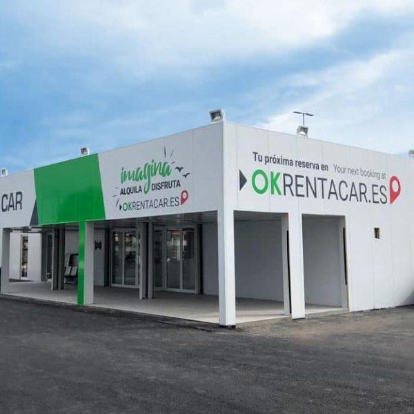 OK Rent a Car abre nueva oficina en Málaga y eleva a 3 sus destinos en Andalucía