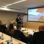 """El Presidente Ejecutivo y Fundador de OK Group, Othman Ktiri, presenta la ponencia """"Expansión y crecimiento empresarial"""""""