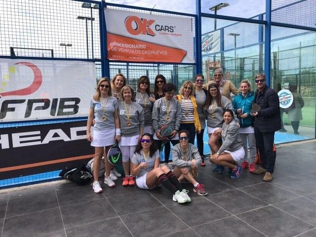 OK Group renueva su colaboración con la Federación de Pádel de las Islas Baleares