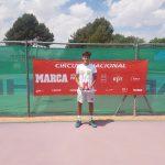 El embajador OK Marc Ktiri, uno de los ganadores del Marca Jóvenes Promesas