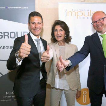OK Group se incorpora a la Fundació Impulsa Balears como nuevo miembro del Patronato