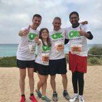 OK Rent a Car participa en la X Media Maratón Popular Illa de Formentera