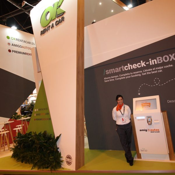 Presentación de Smart Check-in Box